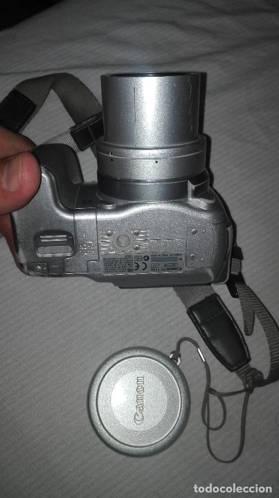 Cámara de fotos: cámara canon power shot S2 IS - Foto 2 - 99419747