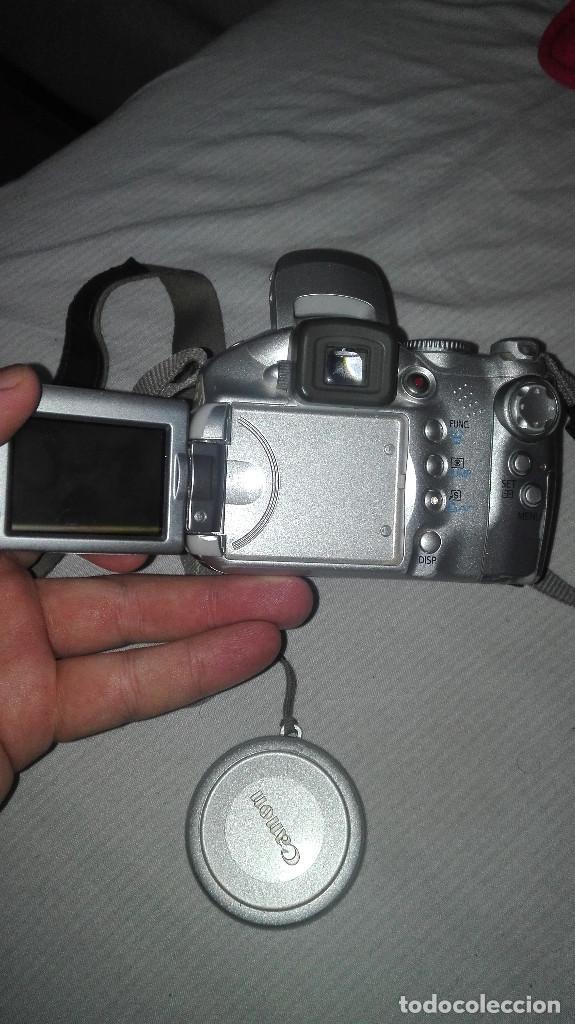 Cámara de fotos: cámara canon power shot S2 IS - Foto 3 - 99419747