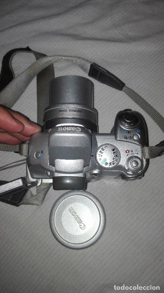 Cámara de fotos: cámara canon power shot S2 IS - Foto 4 - 99419747