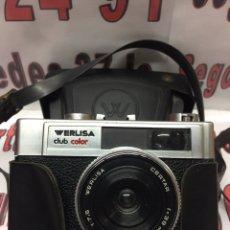 Cámara de fotos: CAMARA WERLISA CLUB COLOR VINTAGE. Lote 100493558