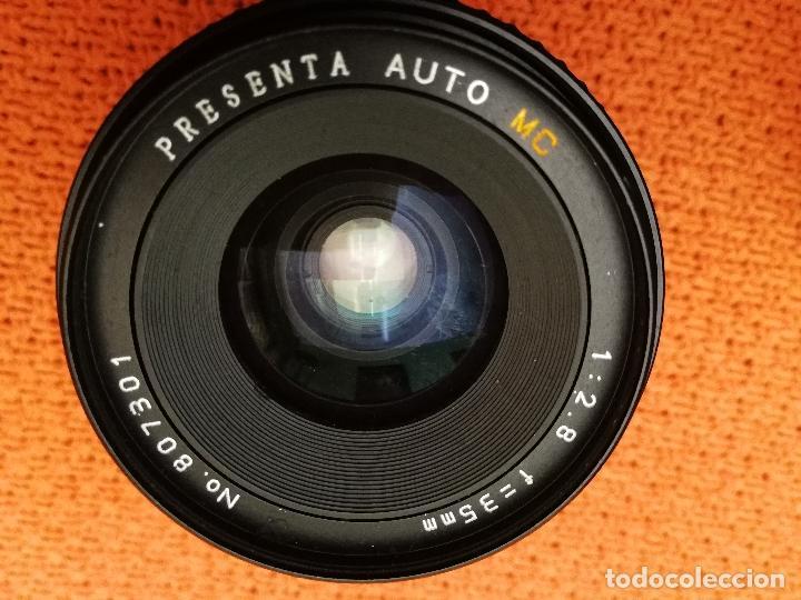 Cámara de fotos: EQUIPO FOTOGRÁFICO ANTIGUO MUY COMPLETO CANON - Foto 5 - 16796539