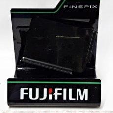 Cámara de fotos: SOPORTE EXPOSITOR DE CAMARA FUJIFILM FINEPIX.. Lote 175500163