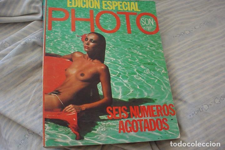 REVISTA PHOTO EDICION ESPECIAL 6 NUMEROS AGOTADOS (Cámaras Fotográficas - Catálogos, Manuales y Publicidad)