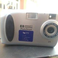Cámara de fotos: CAMARA DIGITAL 1,3 MP - HP 215 + TARJETA COMPACT FLASH ¡¡ FUNCIONA ¡¡. Lote 102434671