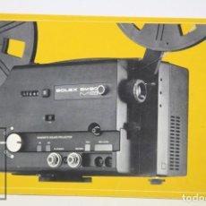 Cámara de fotos: MANUAL DE USUARIO PARA CÁMARA / FOTOS - GUÍA BOLEX SM 80 MS - AÑOS 70. Lote 103055075