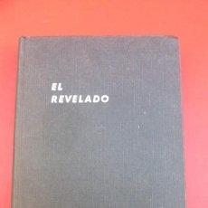 Cámara de fotos: EL REVELADO- JACOBSON. LA TECNICA DEL NEGATIVO..AÑO 1966- USADO. 364 PAGINAS.. Lote 103758271