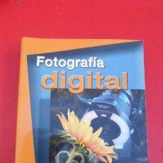 Cámara de fotos: FOTOGRAFIA DIGITAL, PUBLICADO POR ANAYA..EXPLICACION DE LA FOTOGRAFIA DIGITAL..GRAN VOLUMEN. 600 PGS. Lote 103759147