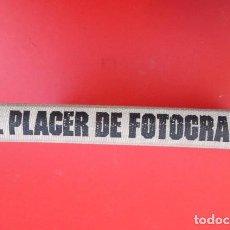 Cámara de fotos: EL PLACER DE FOTOGRAFIAR..POR KODAK EASTMAN COMPANY..299 PAGINAS, TODO ILUSTRADO CON FOTOS... Lote 103760803
