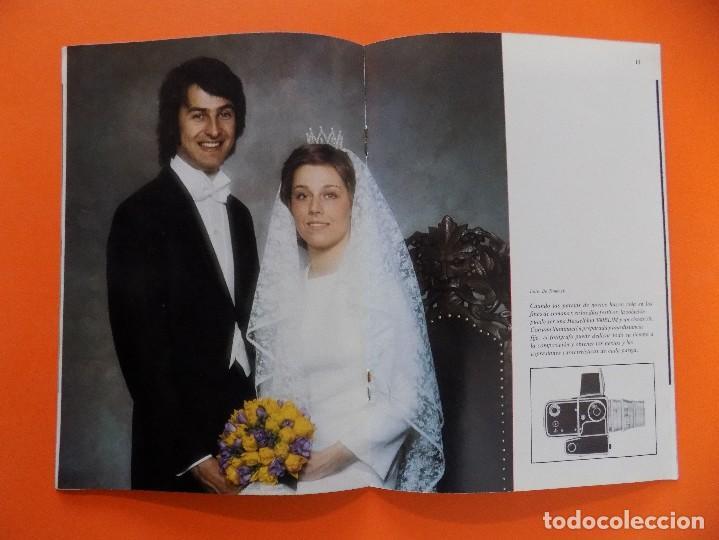 Cámara de fotos: REVISTA, CATALOGO HASSELBLAD - FOTOGRAFIA DE RETRATO - 1973, EN CASTELLANO... R- 7768 - Foto 3 - 104126123