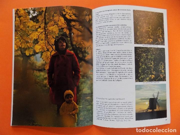 Cámara de fotos: REVISTA, CATALOGO HASSELBLAD - UN PEQUEÑO MANUAL DE FOTOGRAFIA - 1973, EN CASTELLANO... R- 7769 - Foto 3 - 104130595