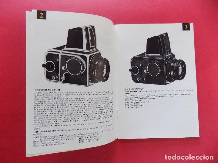 Cámara de fotos: REVISTA, CATALOGO HASSELBLAD - 1976, EN CASTELLANO... R- 7772 - Foto 2 - 108779904