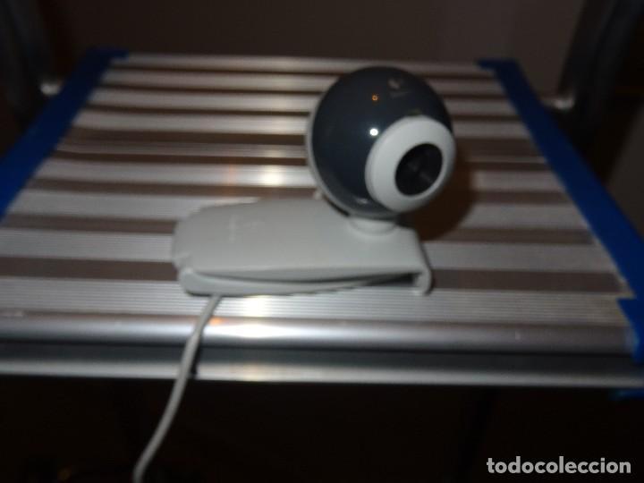 Cámara de fotos: Webcam Logitech - Foto 2 - 105078751
