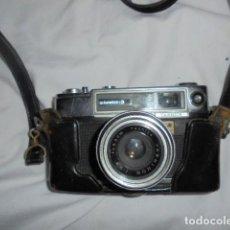 Cámara de fotos: CAMARA FOTOGRAFICA YASHICA . Lote 105144267