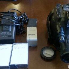 Cámara de fotos: PANASONIC X8 WIDE NO FUNCIONA MAS ACCESORIOS. Lote 106138811
