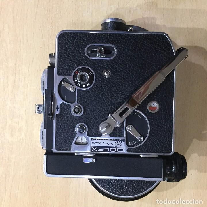 Cámara de fotos: Bolex 8H reflex - Foto 3 - 106781855