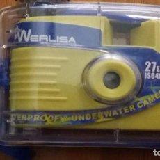 Cámara de fotos - werlisa waterproof & underwater camera, usada - 106797551