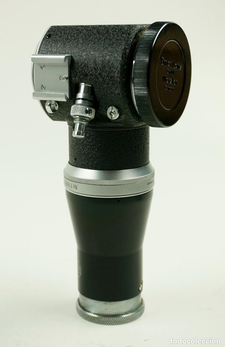 Cámara de fotos: ERNST LEIZ, gmbH wetziar. Visor complemento para cámara Leica - Foto 4 - 106919307