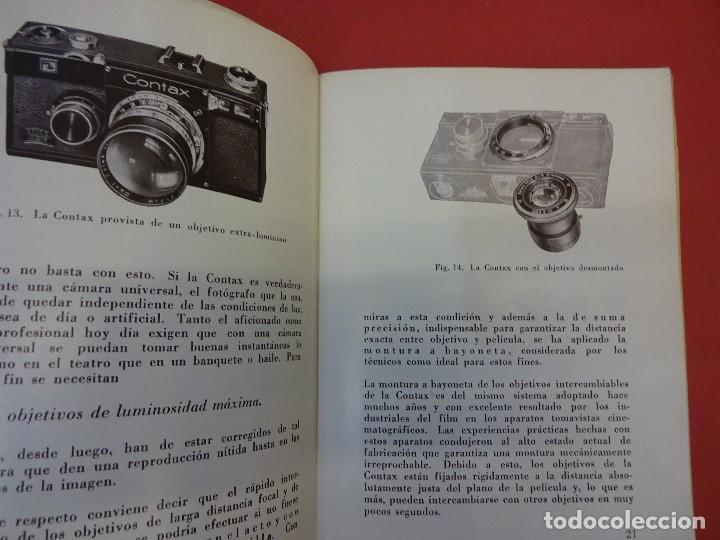 Cámara de fotos: ZEISS IKON. Catálogo El entendido y la CONTAX. Original años 1930 - Foto 2 - 107223179