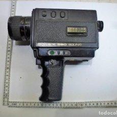 Cámara de fotos: VINTAGE BOLEX 580 SOUND MOVIE CAMERA W/ VARIO ZOOM LENS. Lote 107840983