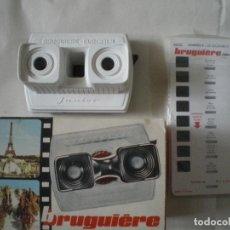 Cámara de fotos: STEREOFILMS BRUUIERE ESTEREOSCOPIO. Lote 109470047
