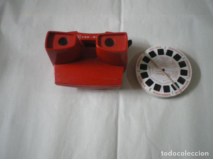 VISOR ESTEREOSCOPICO 3D (Cámaras Fotográficas - Visores Estereoscópicos)