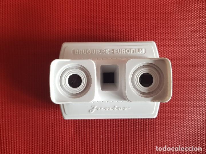 Cámara de fotos: VISOR ESTEROSCOPIO BRUGUIERE- EUROFILM JUNIOR - Foto 3 - 109801019