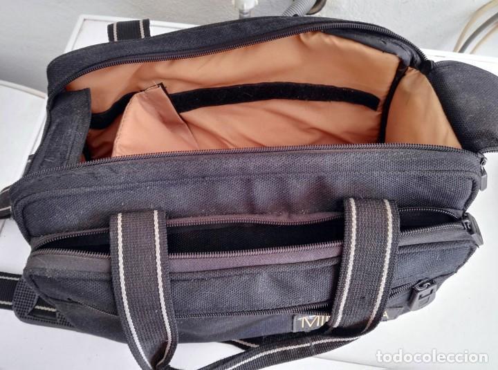 Cámara de fotos: bolsa Minolta para Camara y objetivos - Foto 2 - 109903663