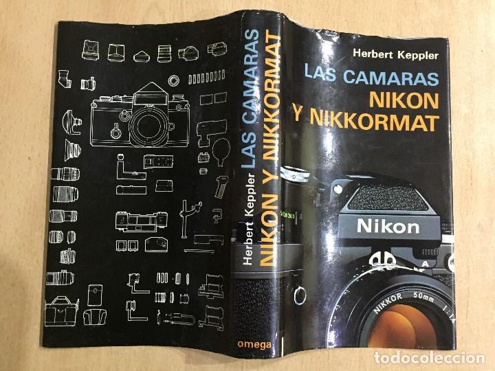 Cámara de fotos: Las cámaras Nikon y Nikkormat - Keppler, Herbert - Foto 2 - 110734239