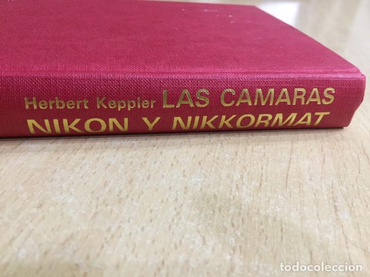 Cámara de fotos: Las cámaras Nikon y Nikkormat - Keppler, Herbert - Foto 4 - 110734239