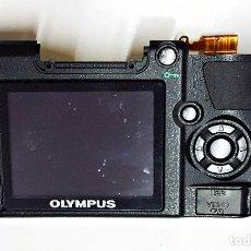 Cámara de fotos: CARCASA TRASERA DE CAMARA OLYMPUS E-410.. Lote 111665451
