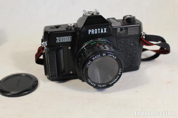 Cámara de fotos: camara protax 2000 lens made in japan - Foto 3 - 112188203