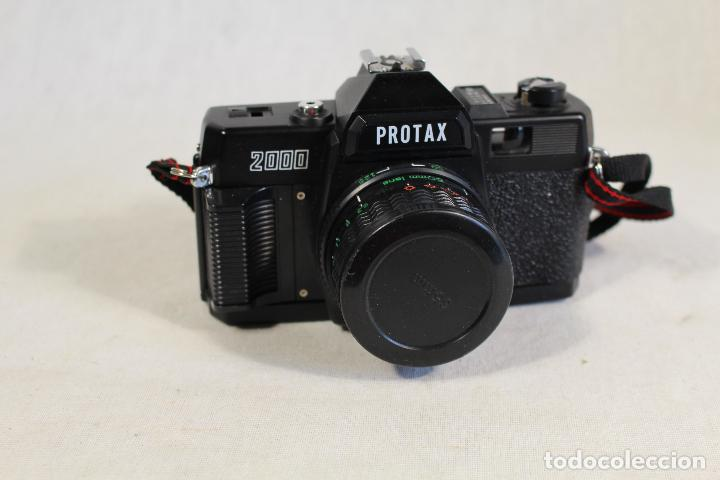 Cámara de fotos: camara protax 2000 lens made in japan - Foto 4 - 112188203