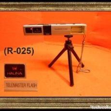 Cámara de fotos: CÁMARA HALINA TELEMASTER FLASH (R-025). Lote 112267407
