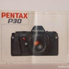 Cámara de fotos - PENTAX P30 -GUIA DE INSTRUCCIONES - 128694058