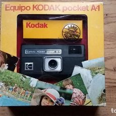 Cámara de fotos: CAMARA KODAK POCKET A 1. Lote 113065471