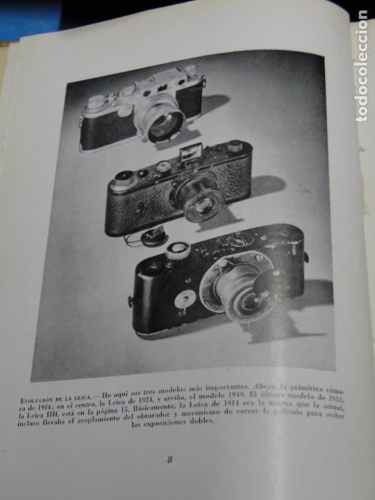 Cámara de fotos: GRAN MANUAL LEICA. MORGAN, WILLARD D. Y LESTER, HENRY M. - Foto 5 - 113344027