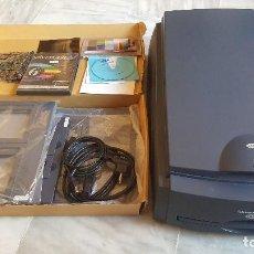 Cámara de fotos: SCANNER LACIE BLUESCAN48 - FLATBED SCANNER - DESKTOP - USB. Lote 113407763