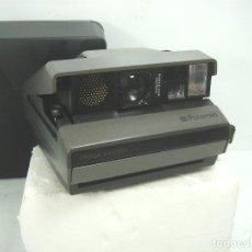 Cámara de fotos - CAMARA FOTOS INSTANTANEA - POLAROID IMAGE SYSTEM ¡¡ PROBADA Y FUNCIONANDO ¡¡¡ 1986 + CAJA ORIGINAL - 113674723