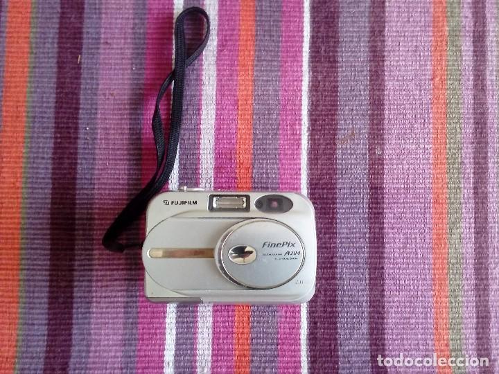 FUJIFILM FINEPIX A204 3X OPTICAL ZOOM (Cámaras Fotográficas - Otras)