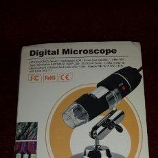 Cámara de fotos: MICROSCOPIO DIGITAL. Lote 111565051