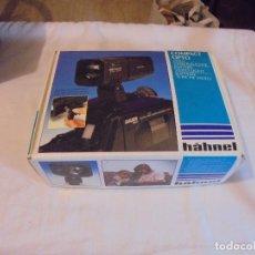 Cámara de fotos: COMPACT OPTO HAHNEL.BATERIA VIDEO EN SU CAJA. Lote 114653571