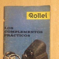 Cámara de fotos - ROLLEI LOS COMPLEMENTOS PRACTICOS - 115056871