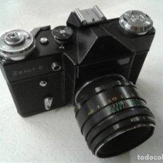 Cámara de fotos: CAMARA FOTOS ZENIT-E. SALIDA 1€. Lote 115336947