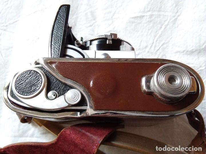 Cámara de fotos: CAMARA FOTOGRÁFICA KODAK RETINA 1B - Foto 2 - 115341067