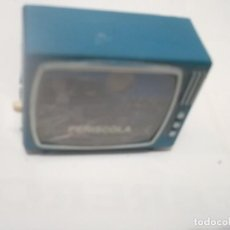 Cámara de fotos: ANTIGUO VISOR DIAPOSITIVAS TELEVISOR AÑOS 60 / 70. PEÑISCOLA. Lote 115364359