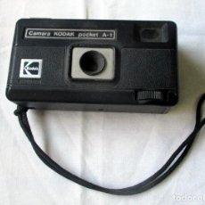 Cámara de fotos: CAMARA KODAK POCKET A-1 1978/80. Lote 116121003