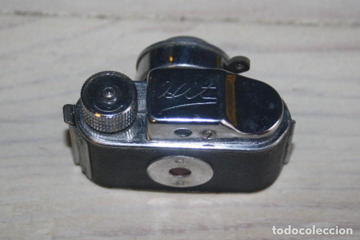Cámara de fotos: Cámara de fotos mini - Cámara espía - Marca Hits - Con funda y caja con seis minicarretes - Foto 4 - 116248443