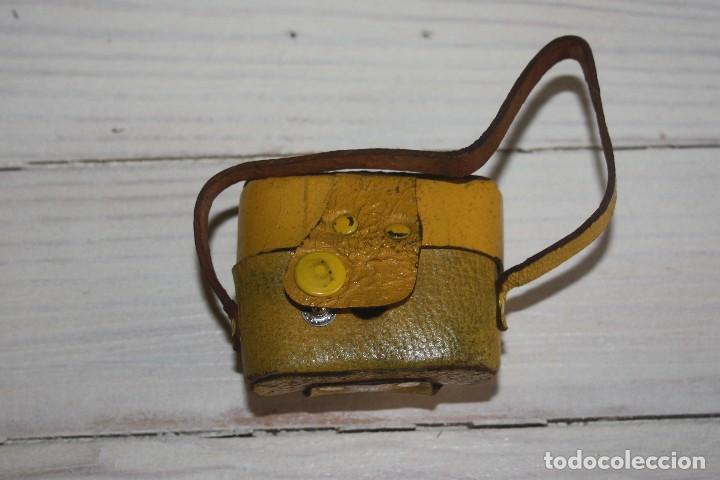 Cámara de fotos: Cámara de fotos mini - Cámara espía - Marca Hits - Con funda y caja con seis minicarretes - Foto 5 - 116248443
