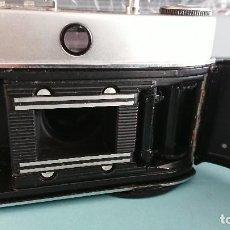 Cámara de fotos: CÁMARA KODAK RETINETTE IA + FLASH. Lote 116441515