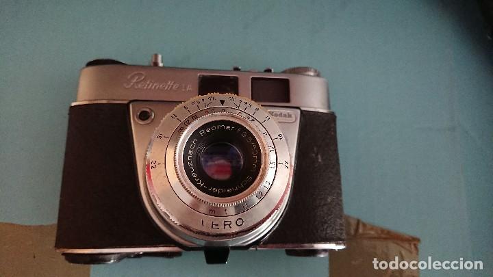 Cámara de fotos: Cámara kodak retinette IA + flash - Foto 10 - 116441515